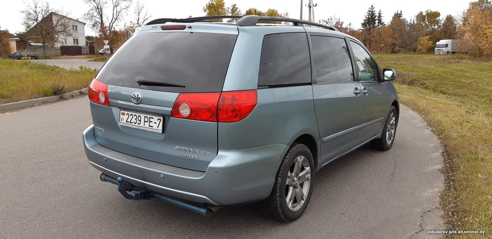 Toyota Sienna XLE