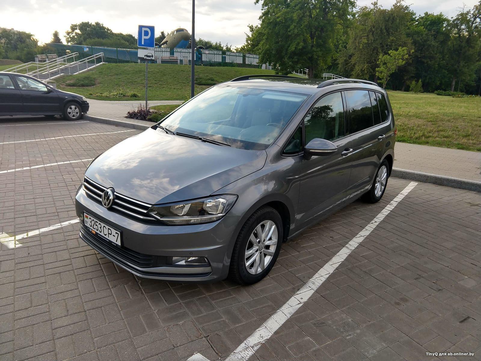 Volkswagen Touran Сomfortline