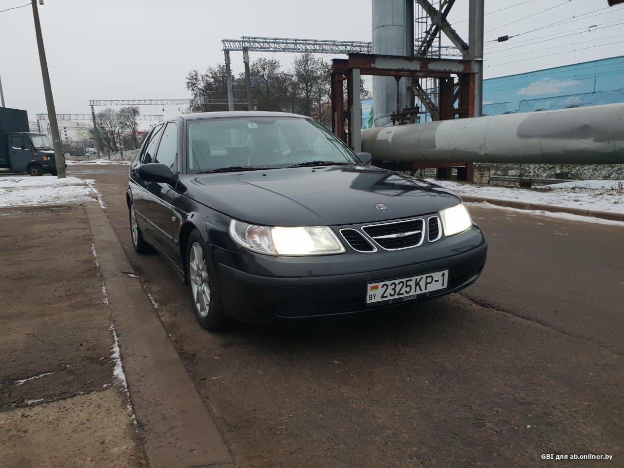 Saab 9 - 5 Aero