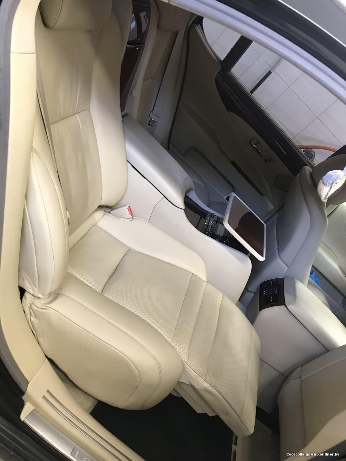 Lexus LS 600hL