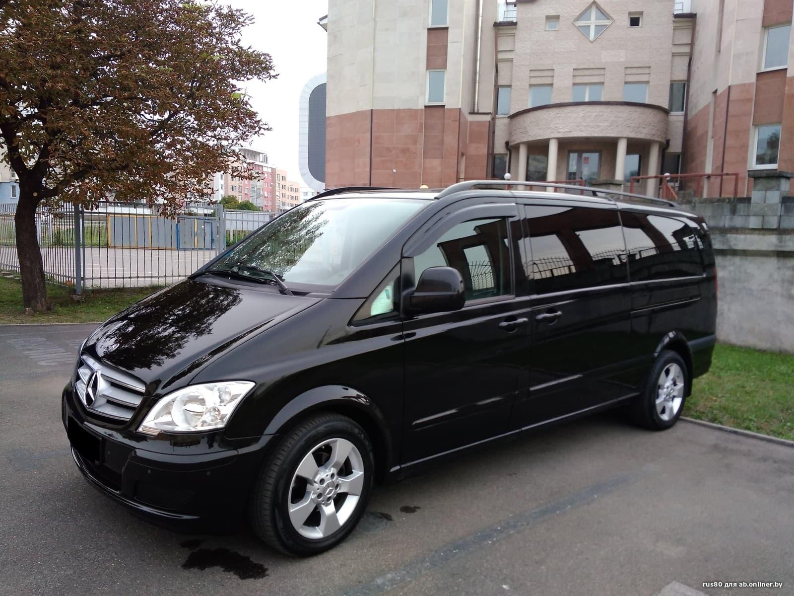Mercedes-Benz Vito 115 CDI XL Рестайлин