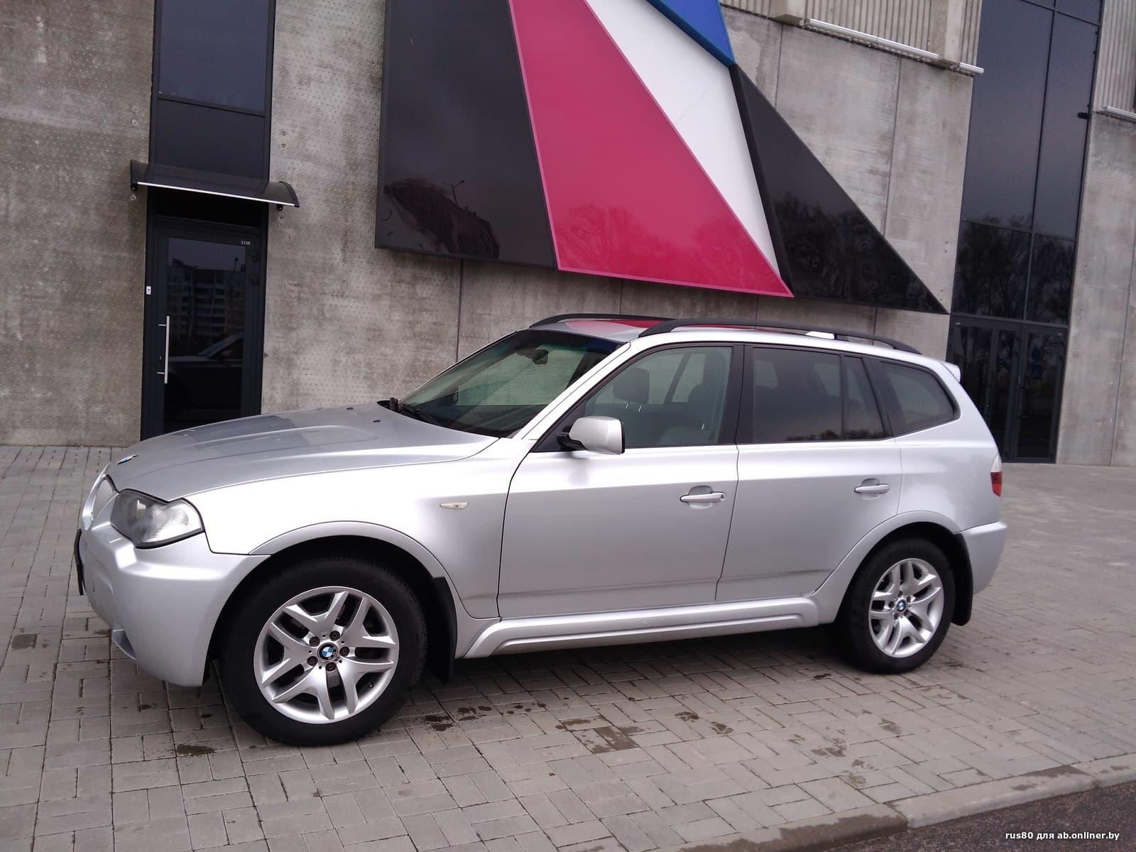 BMW X3 3.0 SI M