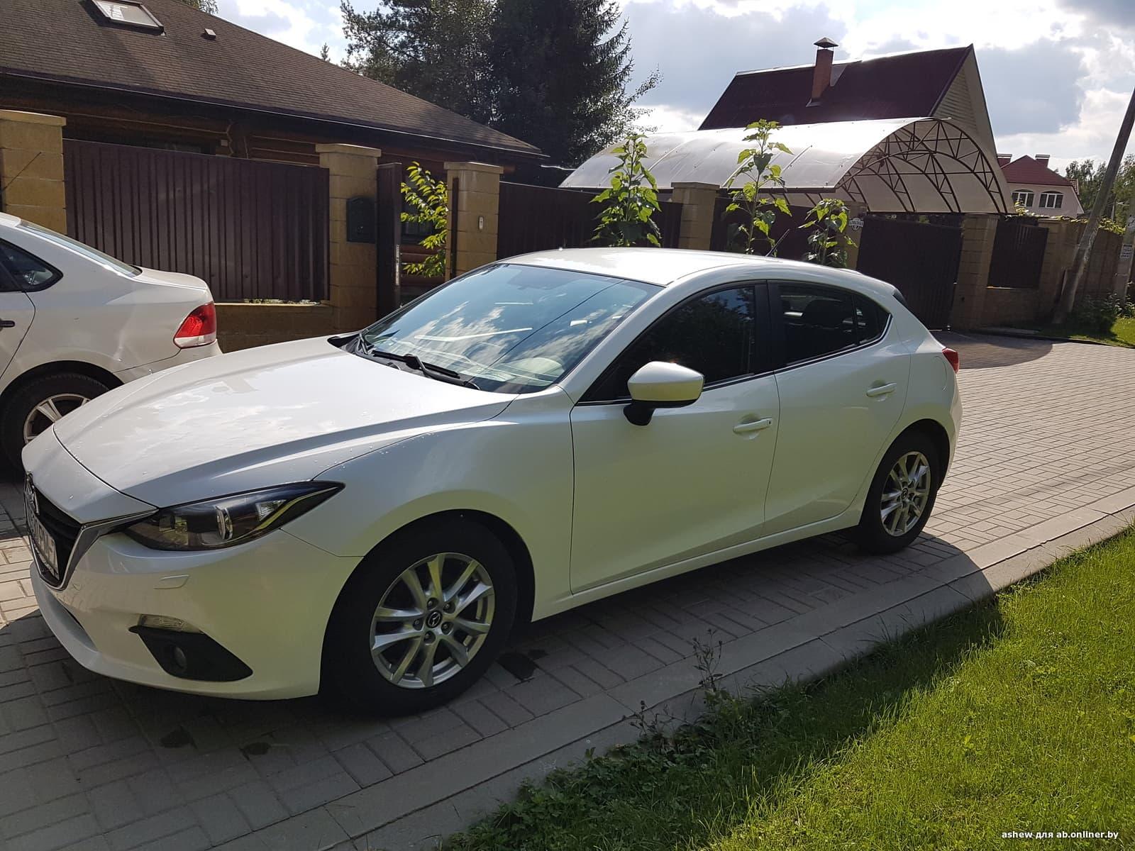 Mazda 3 BM