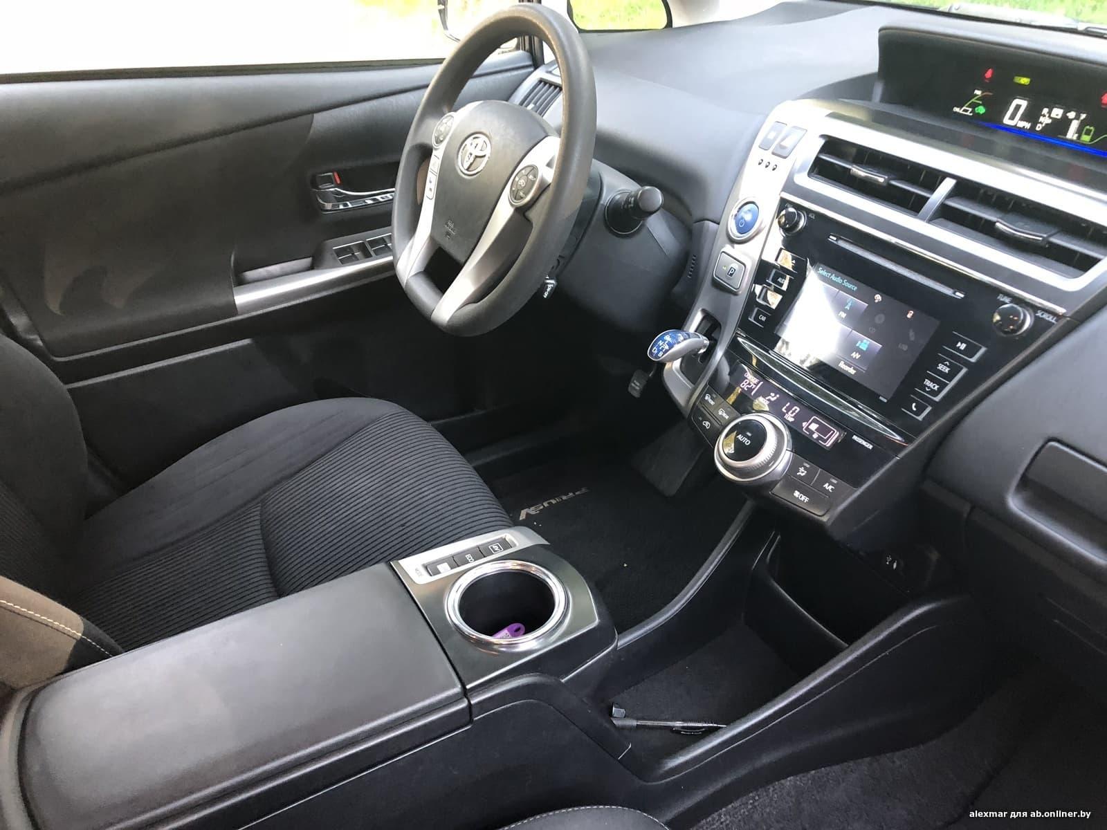 Toyota Prius V(+)
