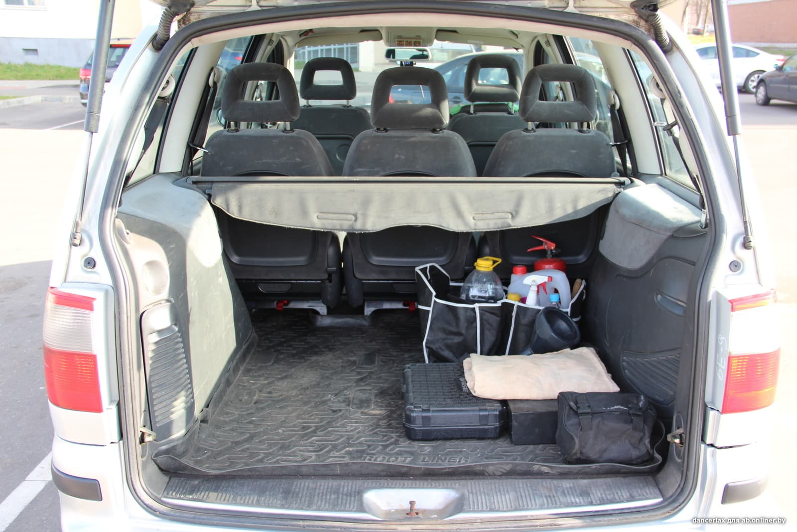 Ford Galaxy Chia