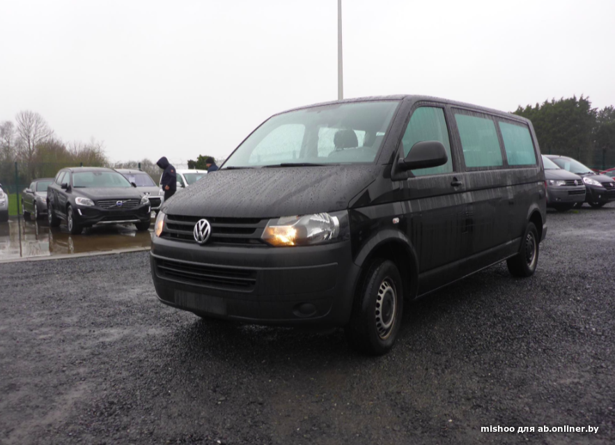 Volkswagen T5 LONG 140 HP