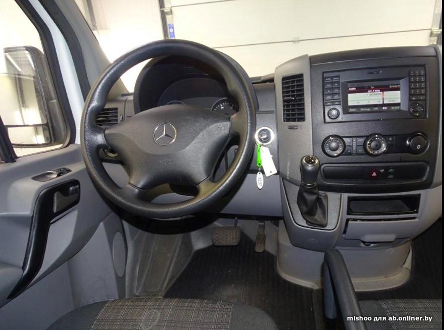 Mercedes-Benz Sprinter 350 maxi