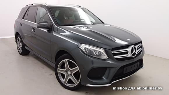 Mercedes-Benz GLE250 9-G