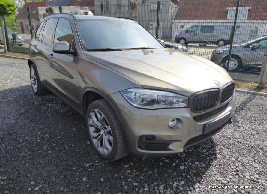 BMW X5 X-DRIVE 40e