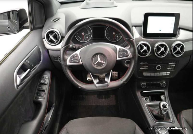 Mercedes-Benz B180 AMG