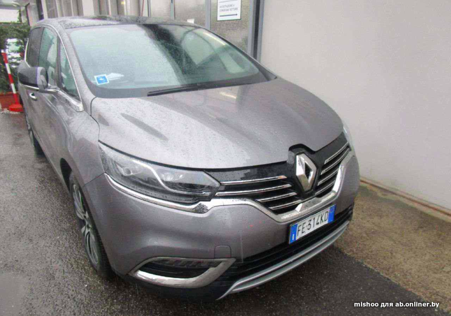 Renault Espace Initiale 7 мест