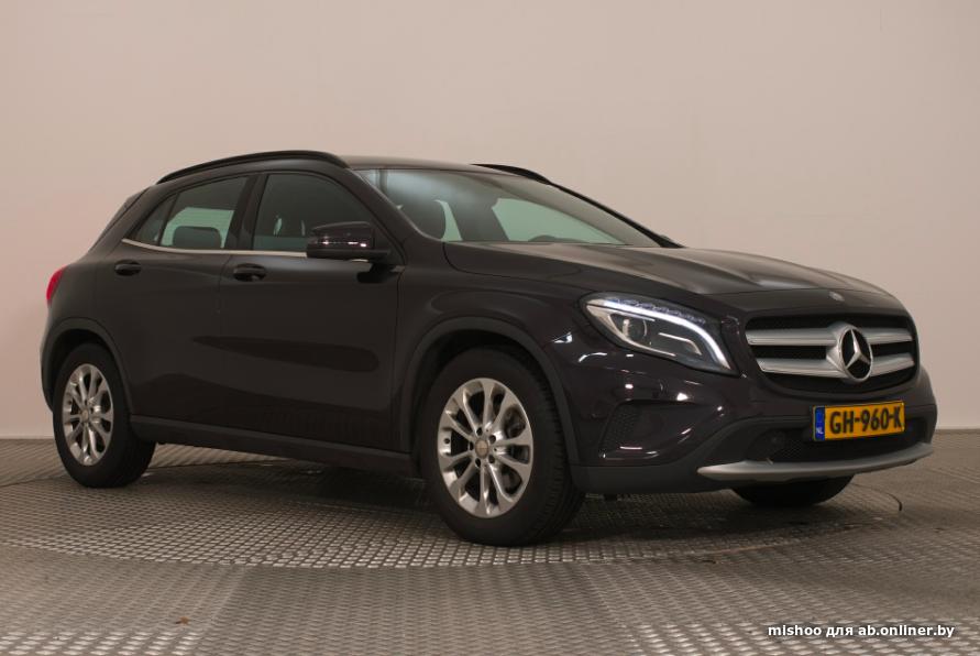 Mercedes-Benz GLA200 180