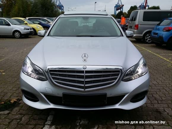 Mercedes-Benz E220 9g-tronic