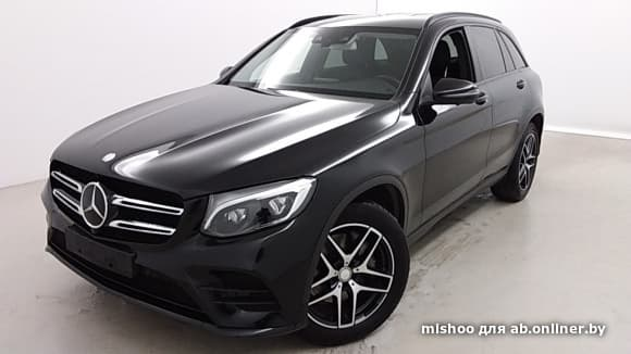 Mercedes-Benz GLC250 AMG