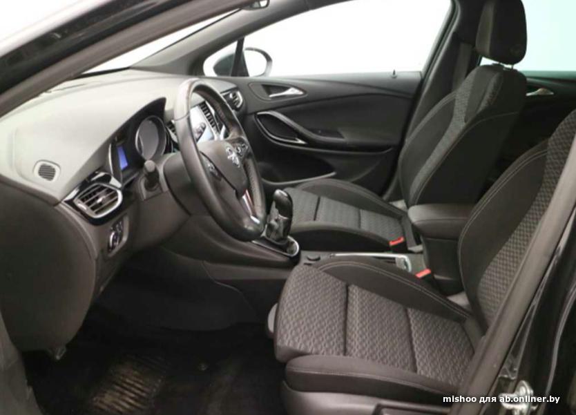 Opel Astra к