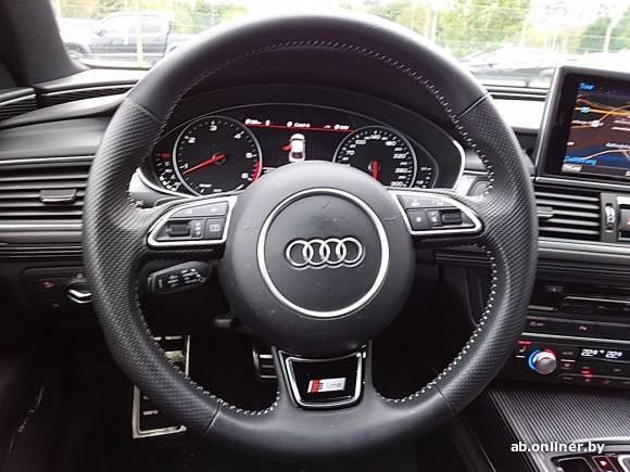 Audi A7 competition s-line