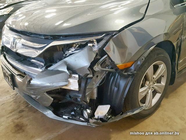Honda Odyssey EXL
