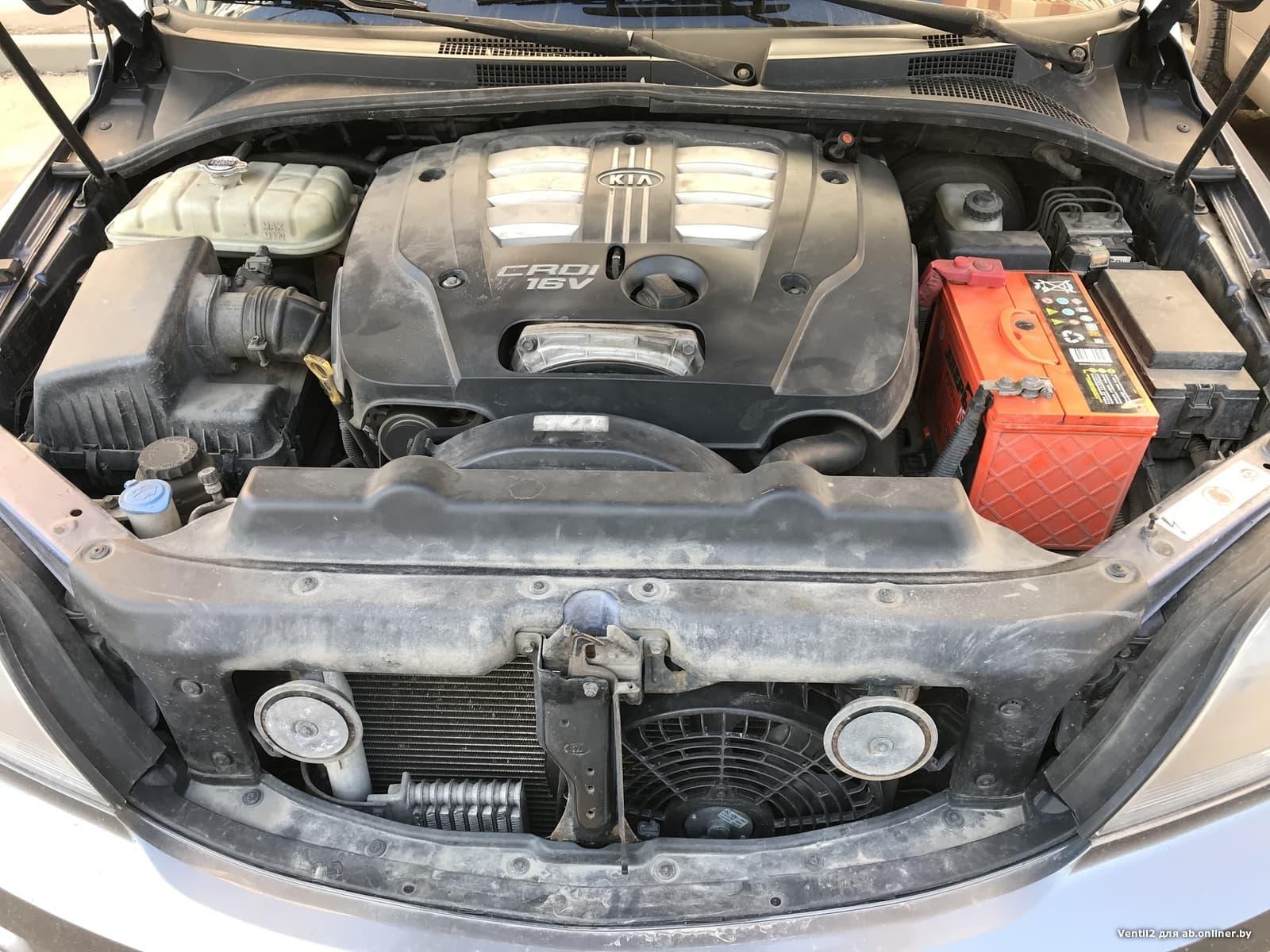 Kia Sorento EX Supercharged