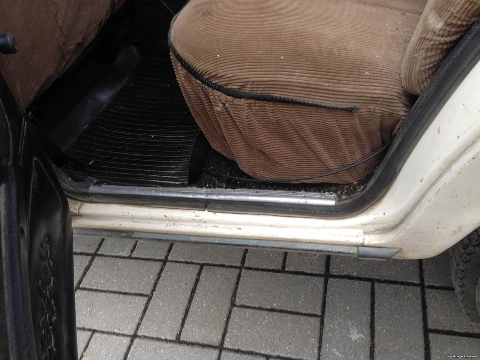 ВАЗ (Lada) 2106 SL