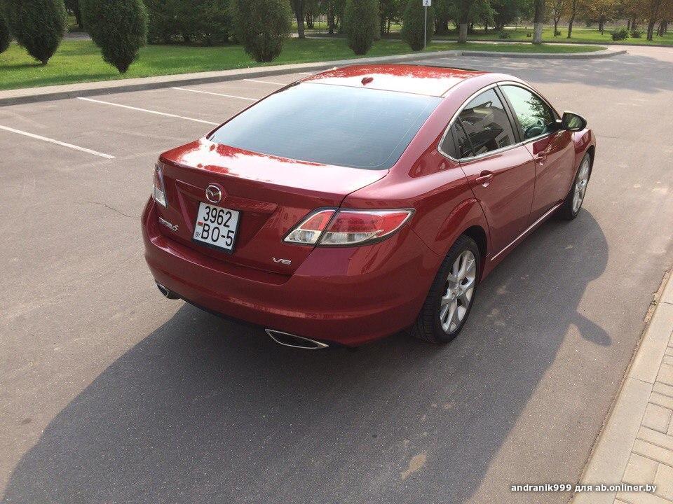 Mazda 6 3.7L USA