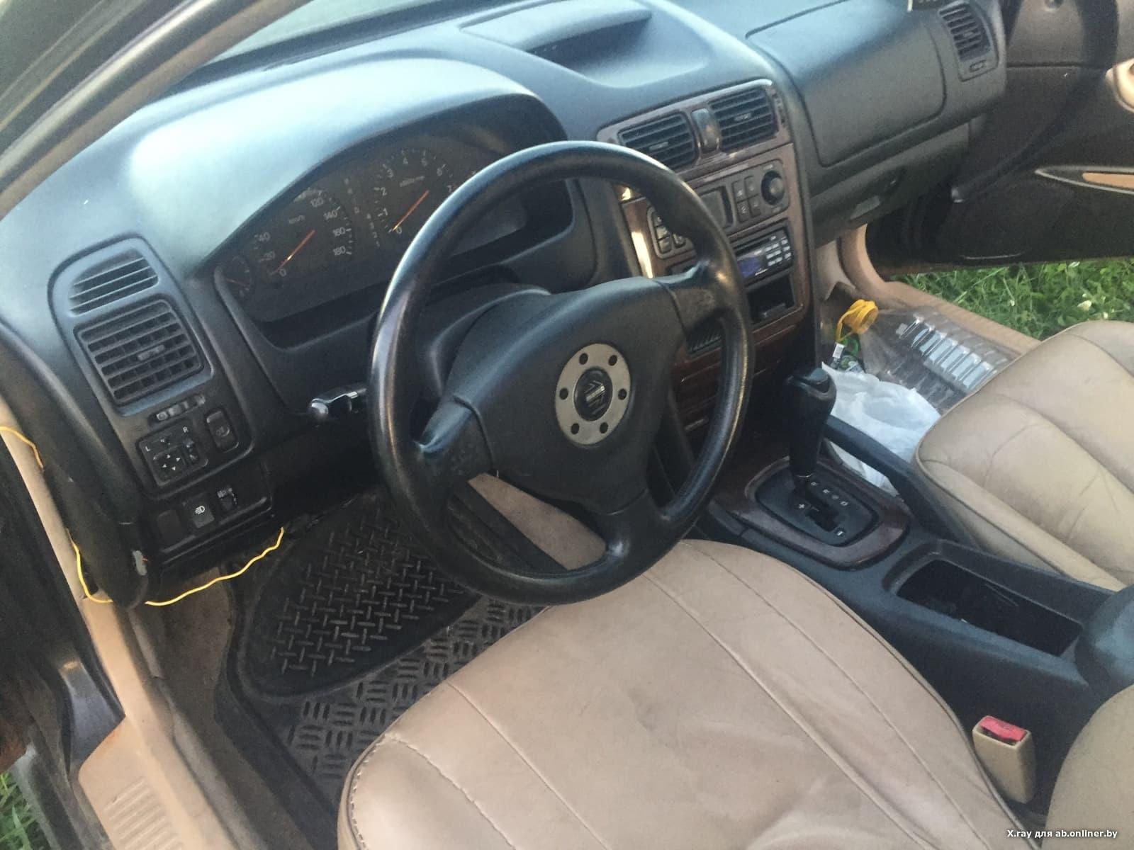 Mitsubishi Galant GDI