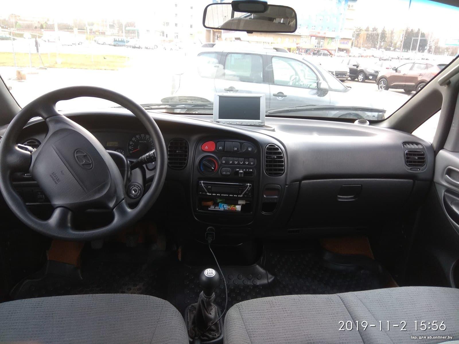 Hyundai H-1 Бульбавоз