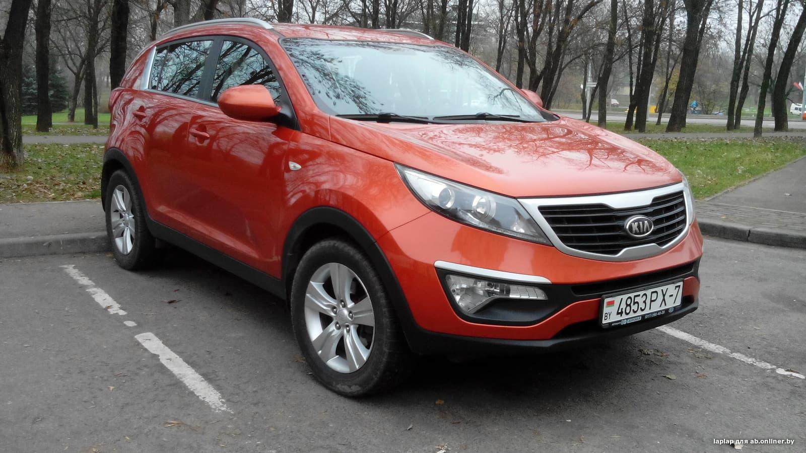 Kia Sportage 1,7 CRDI