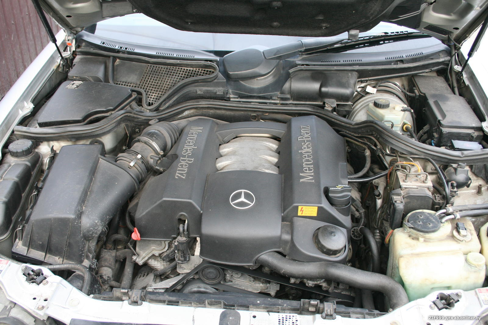 Mercedes E260 Avantgarde