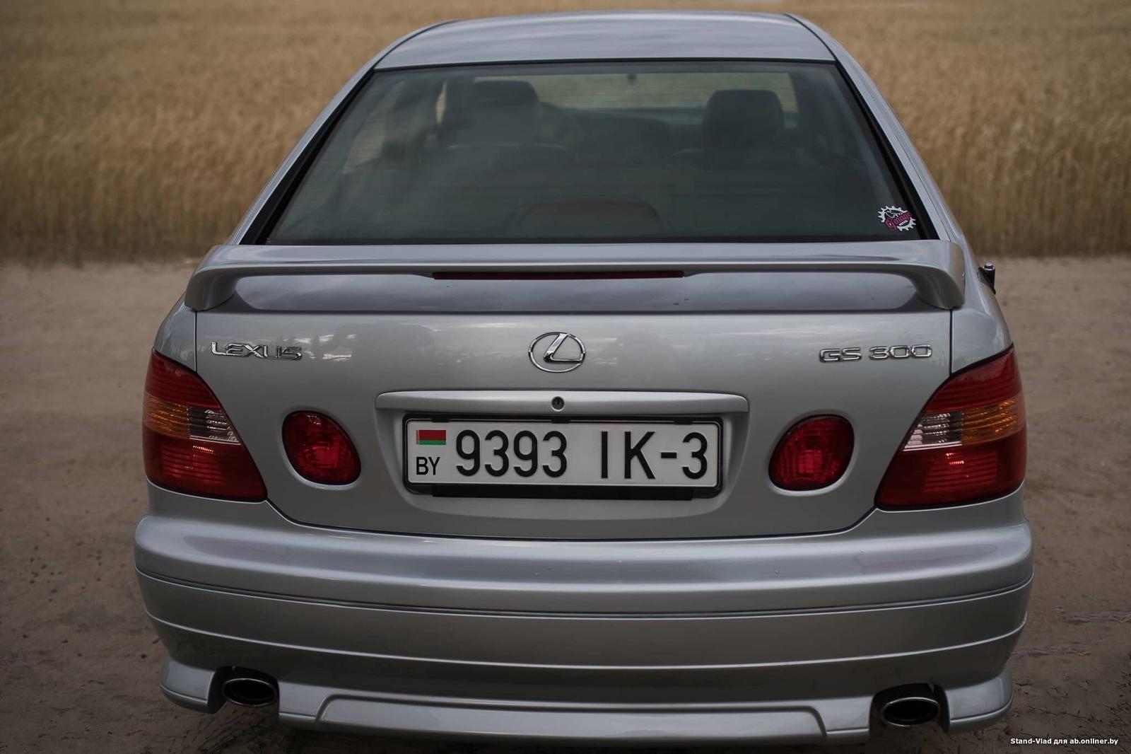 Lexus GS wald