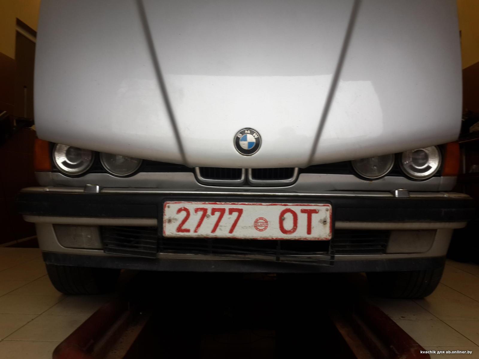 BMW 730 м30б30