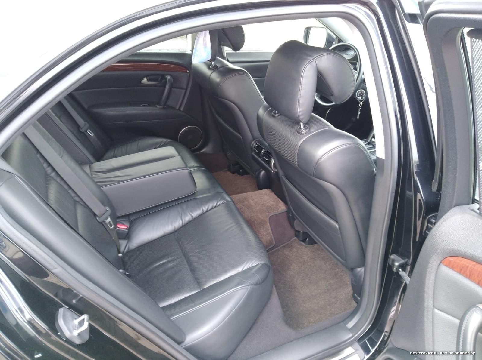 Honda Legend SH-AWD