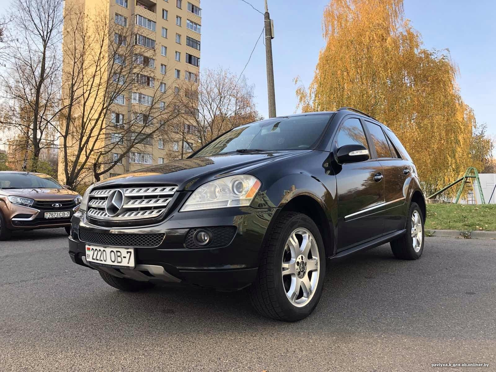 Mercedes-Benz ML350 4 matic