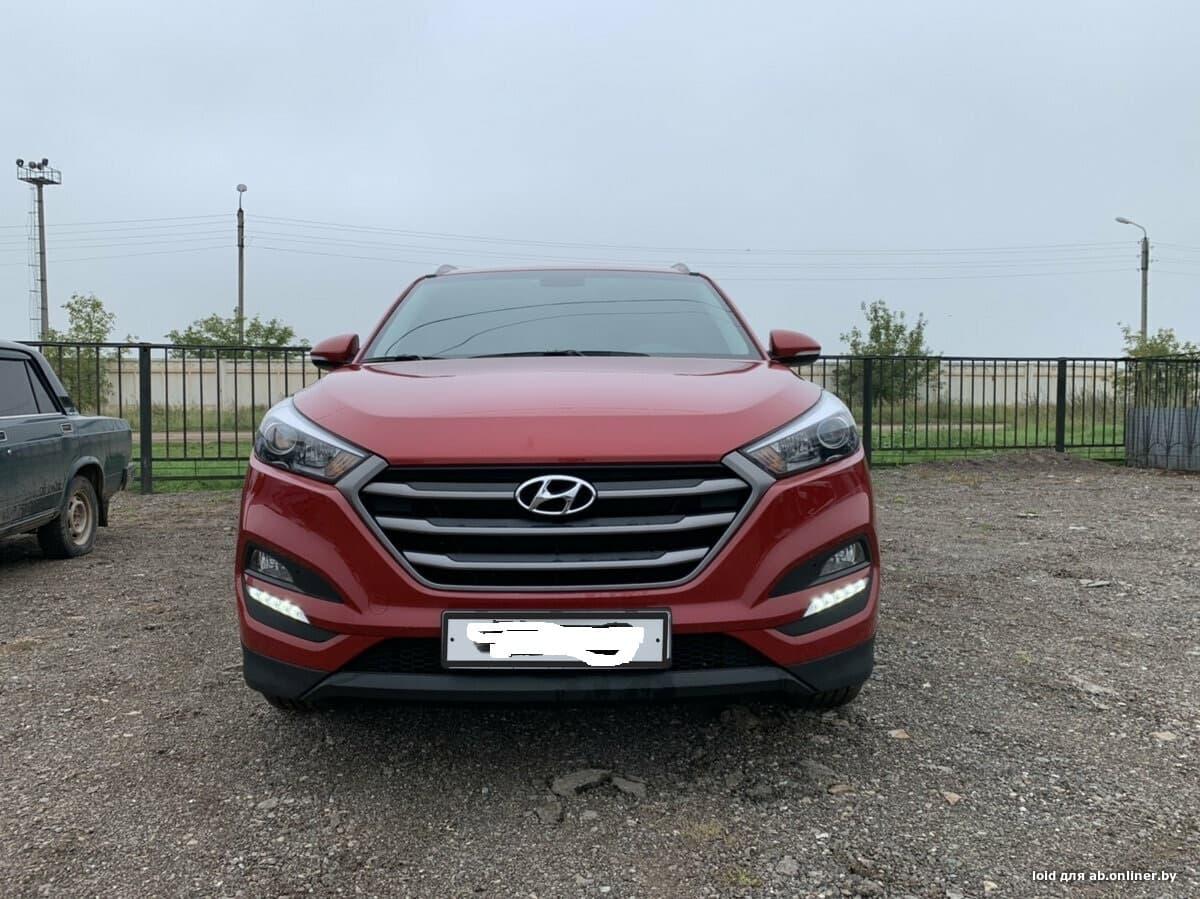 Hyundai Tucson Dynamic Style 2.0 AT 4WD