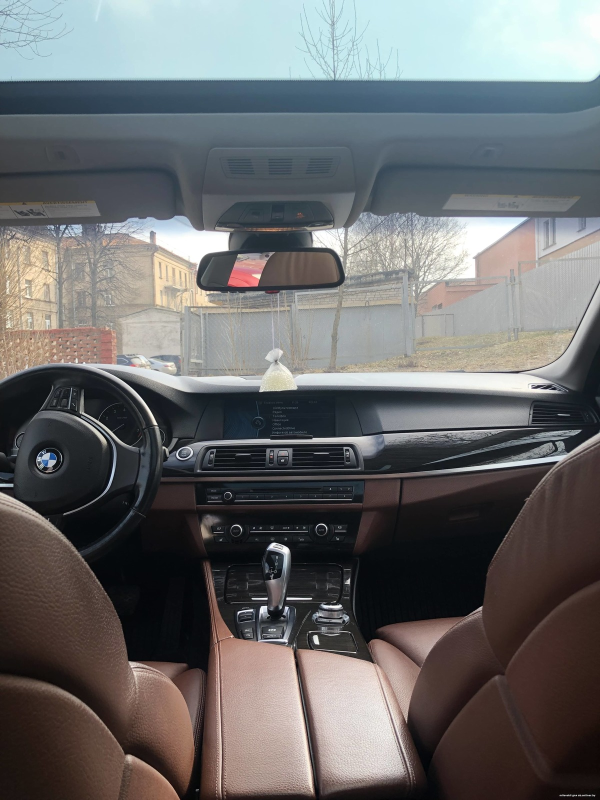 BMW 550 F10