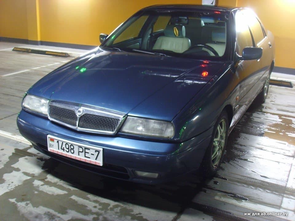Lancia Kappa 2.0 Turbo 20V