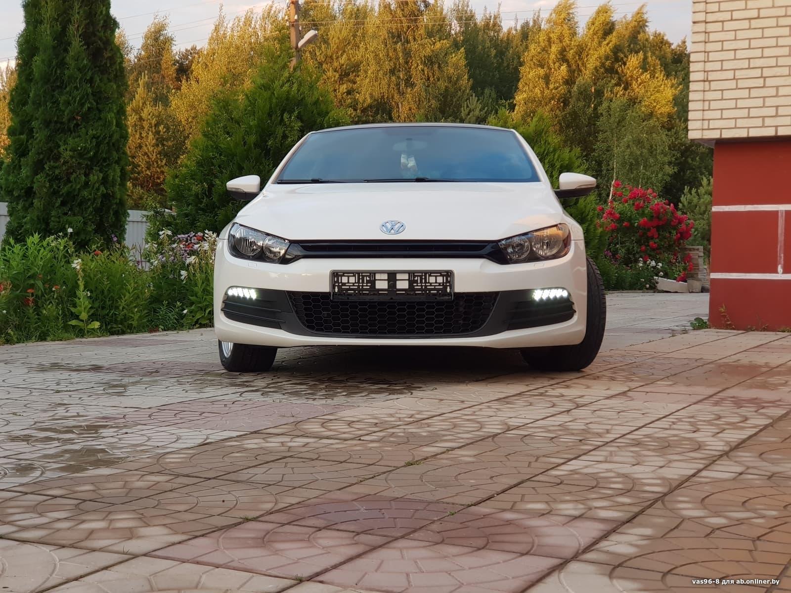 Volkswagen Scirocco Sport