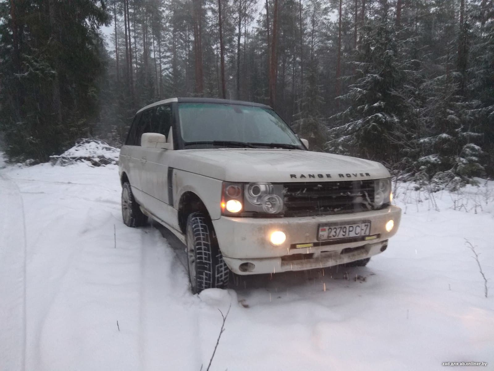 Land Rover Range Rover Overfinch