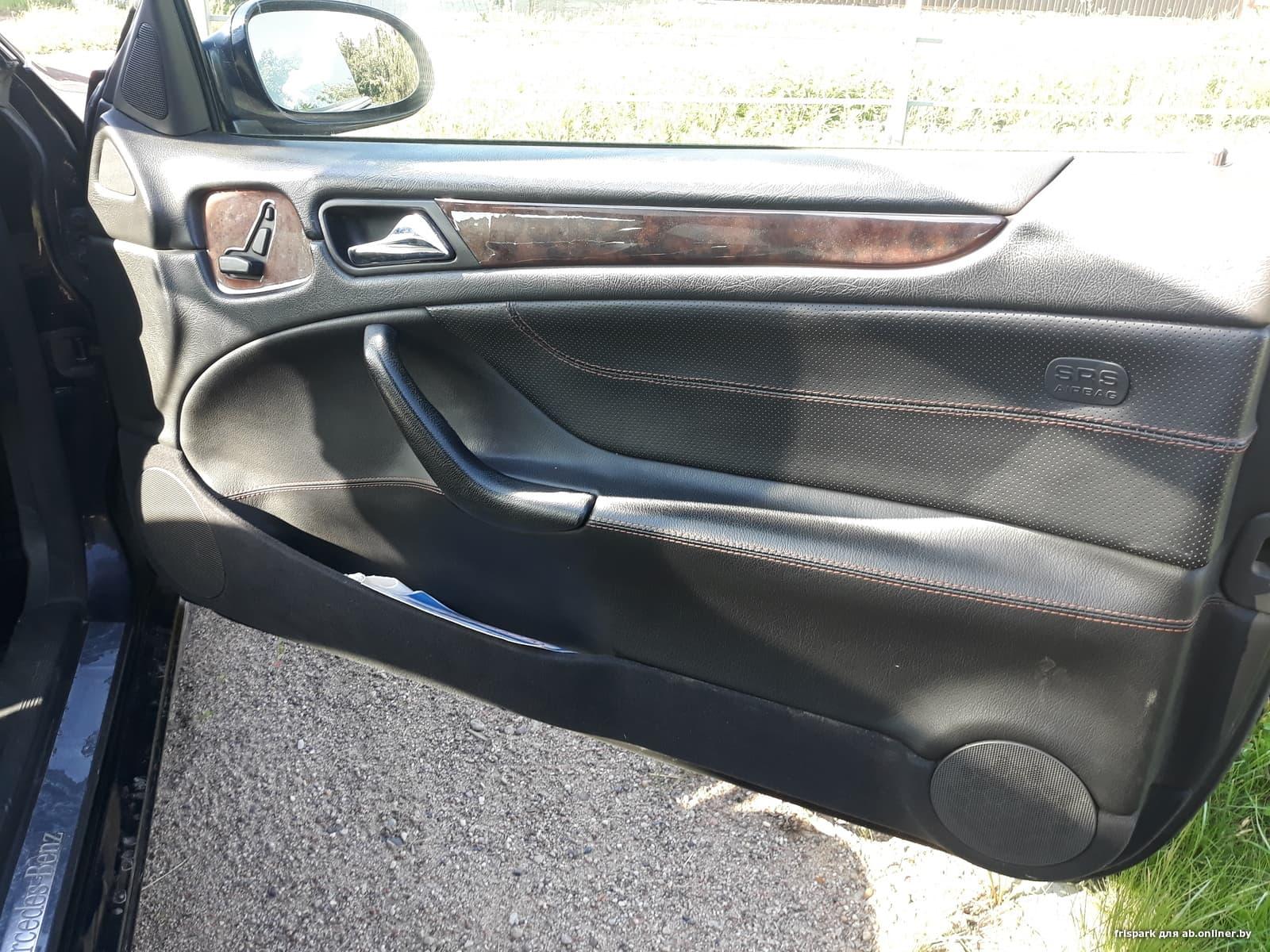 Mercedes-Benz CLK230 CLK