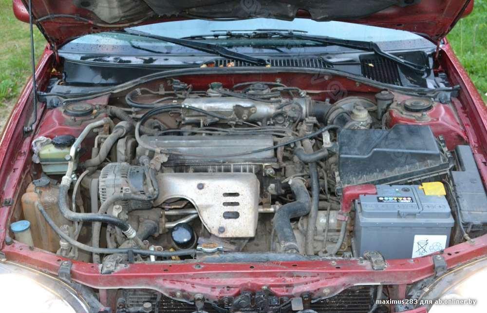 Toyota Avensis 1
