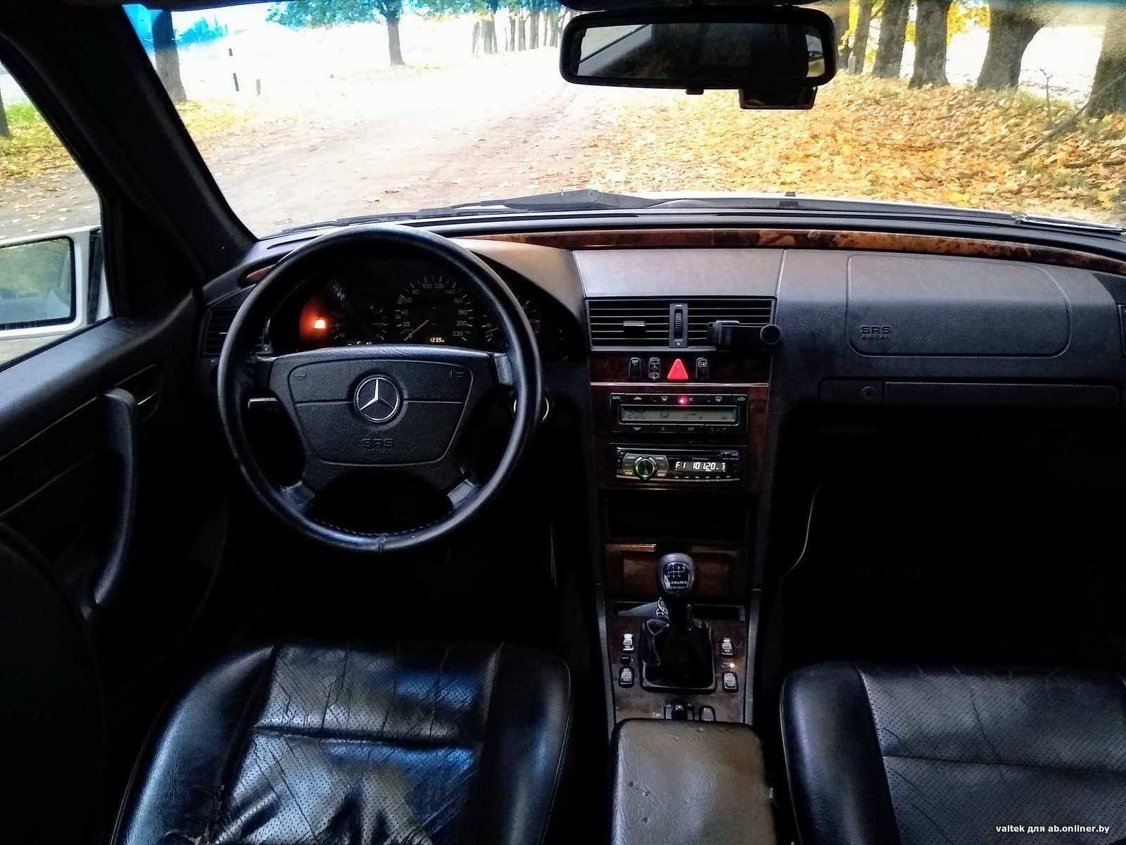 Mercedes-Benz C250 TD