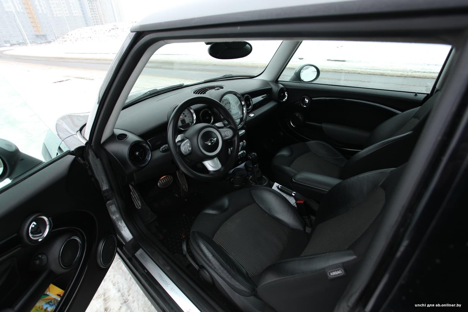 Mini Cooper S рестайлинг
