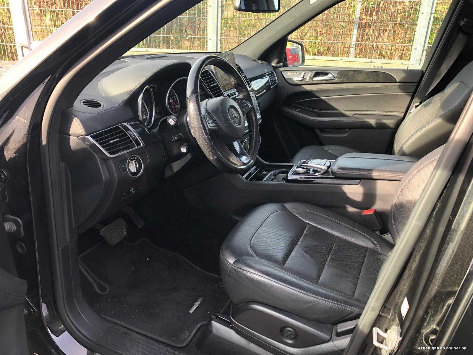 Mercedes-Benz GLS350 350d 4MATIC