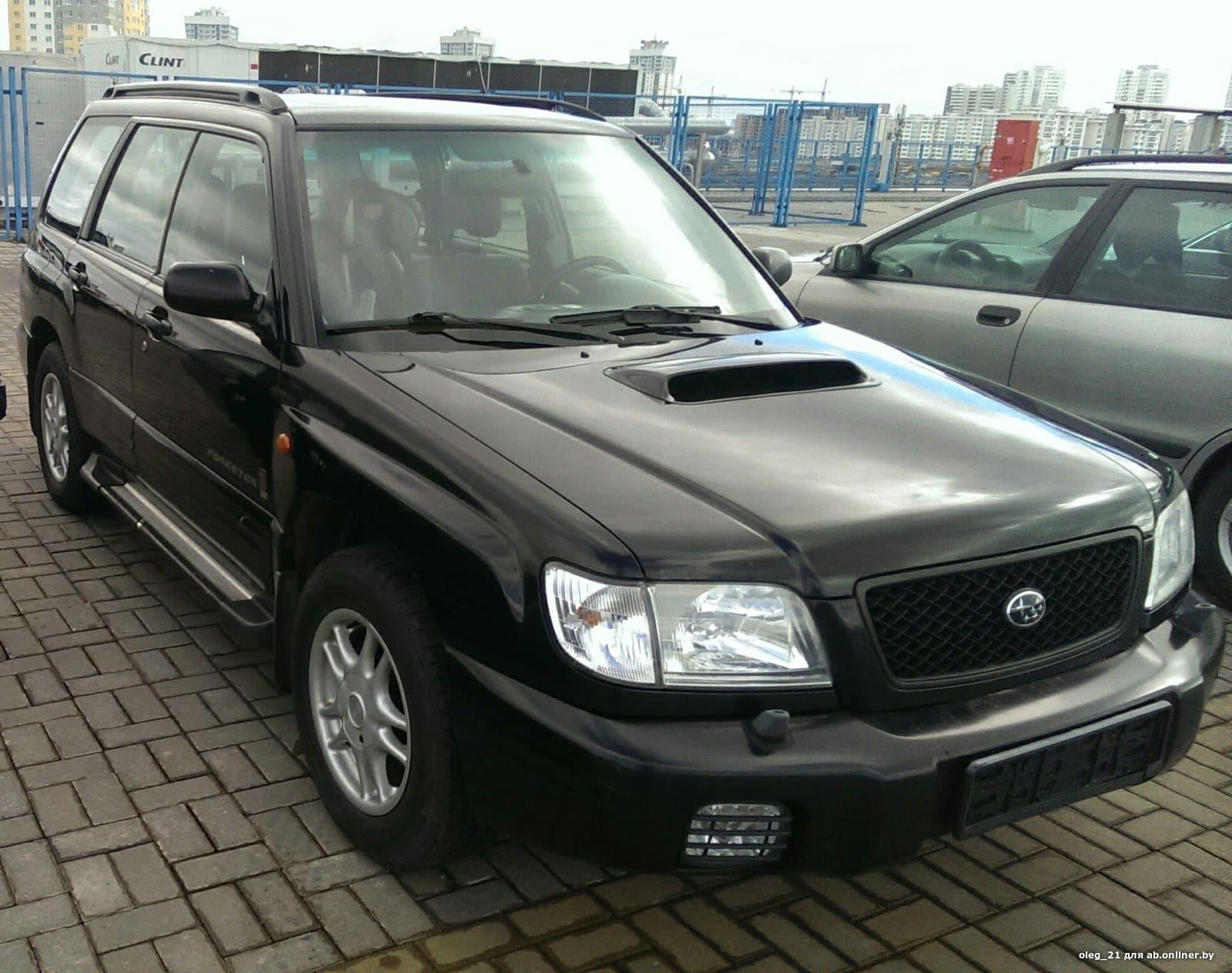 Subaru Forester s turbo