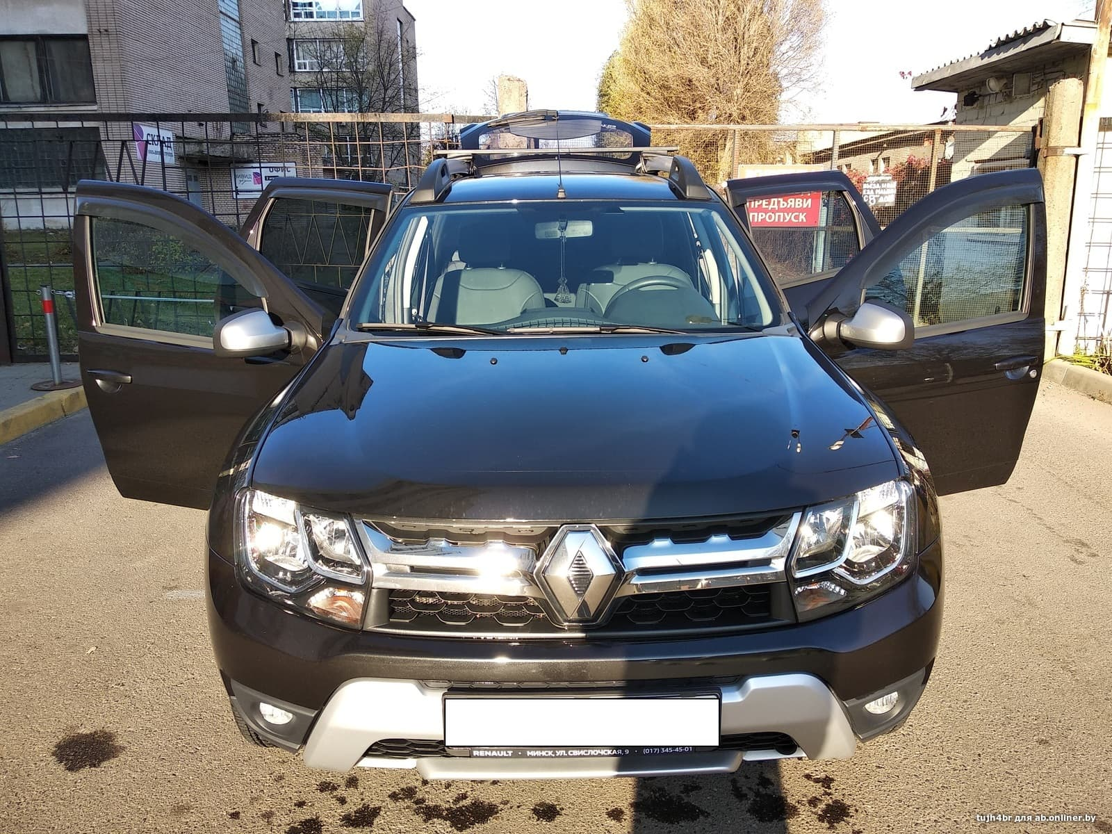 Renault Duster Drive plus