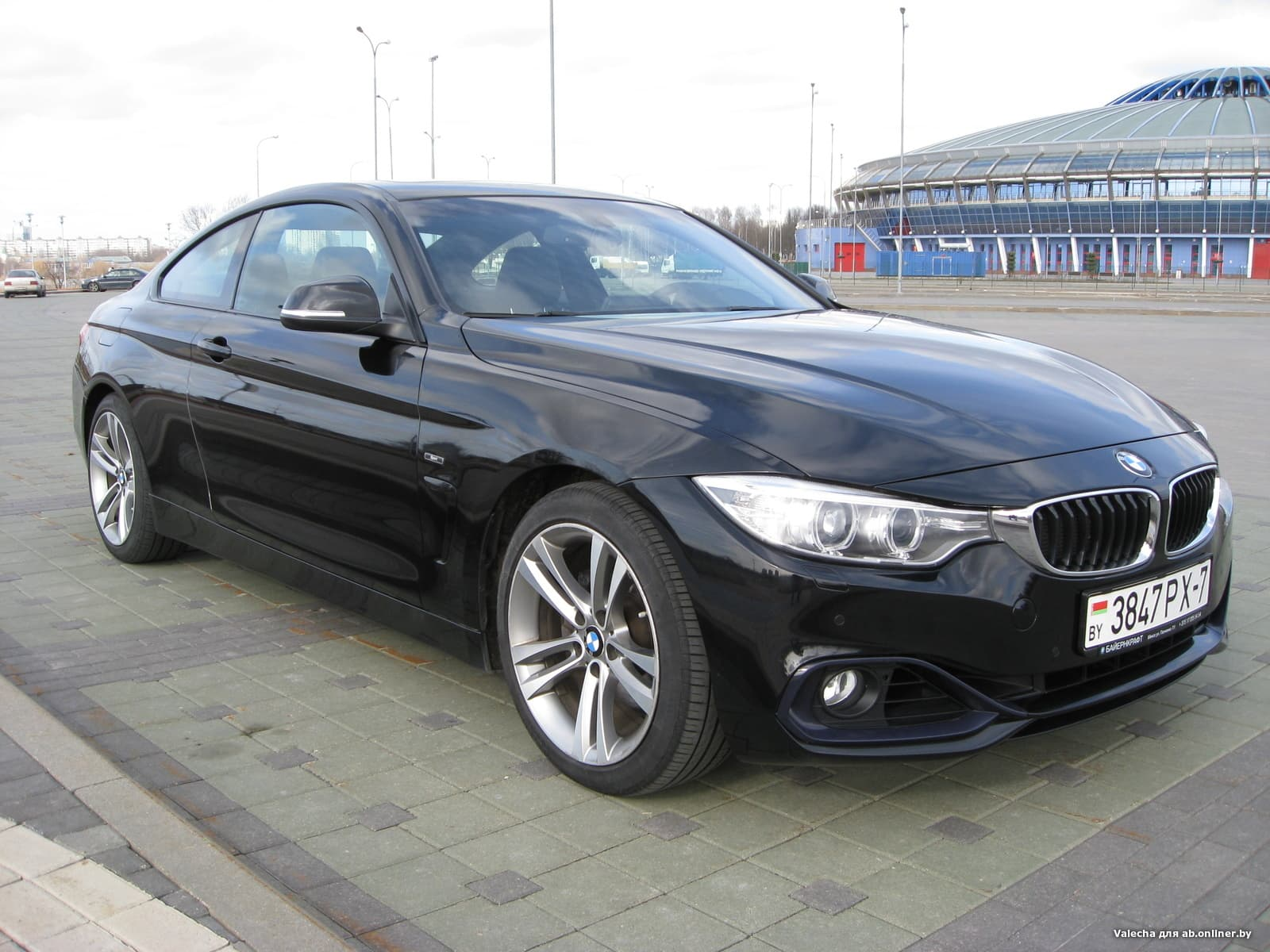 BMW 428 i  Sport line