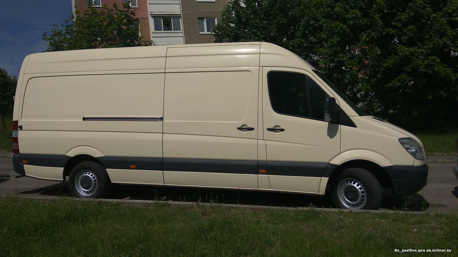 Mercedes-Benz Sprinter 313 CDI Maxi база