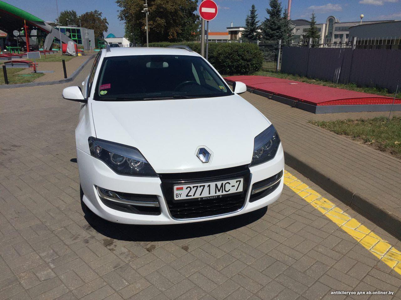 Renault Laguna Business