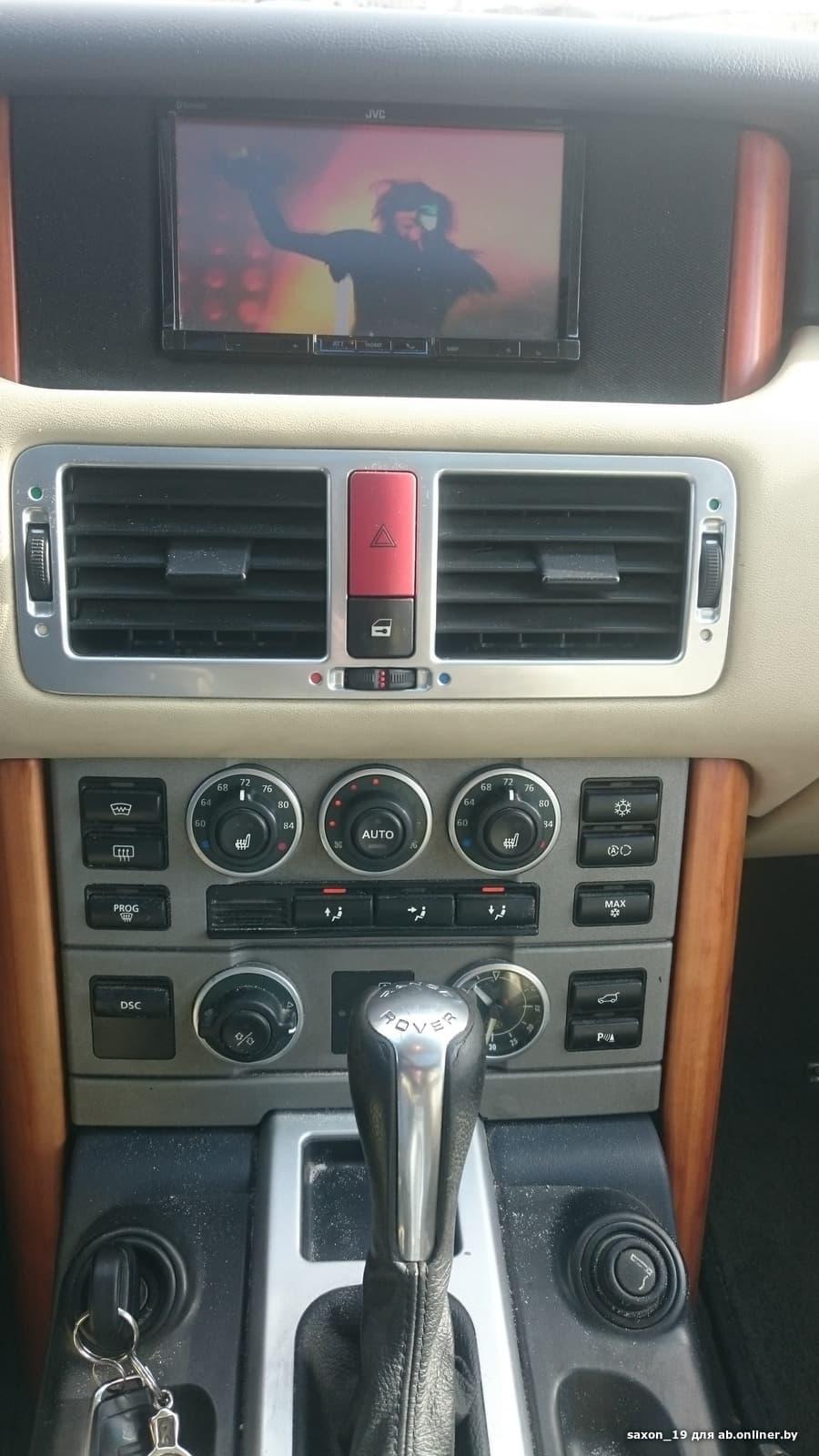 Land Rover Range Rover LR3