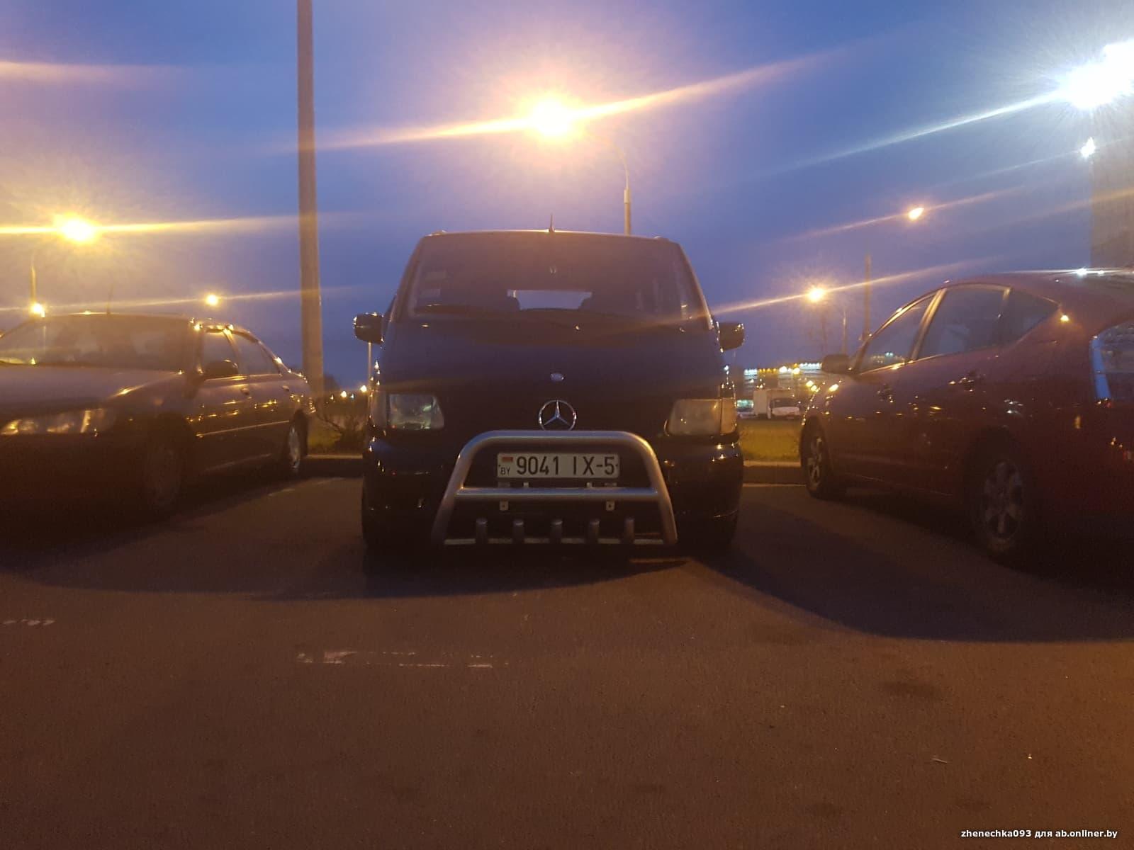 Mercedes-Benz Vito V220
