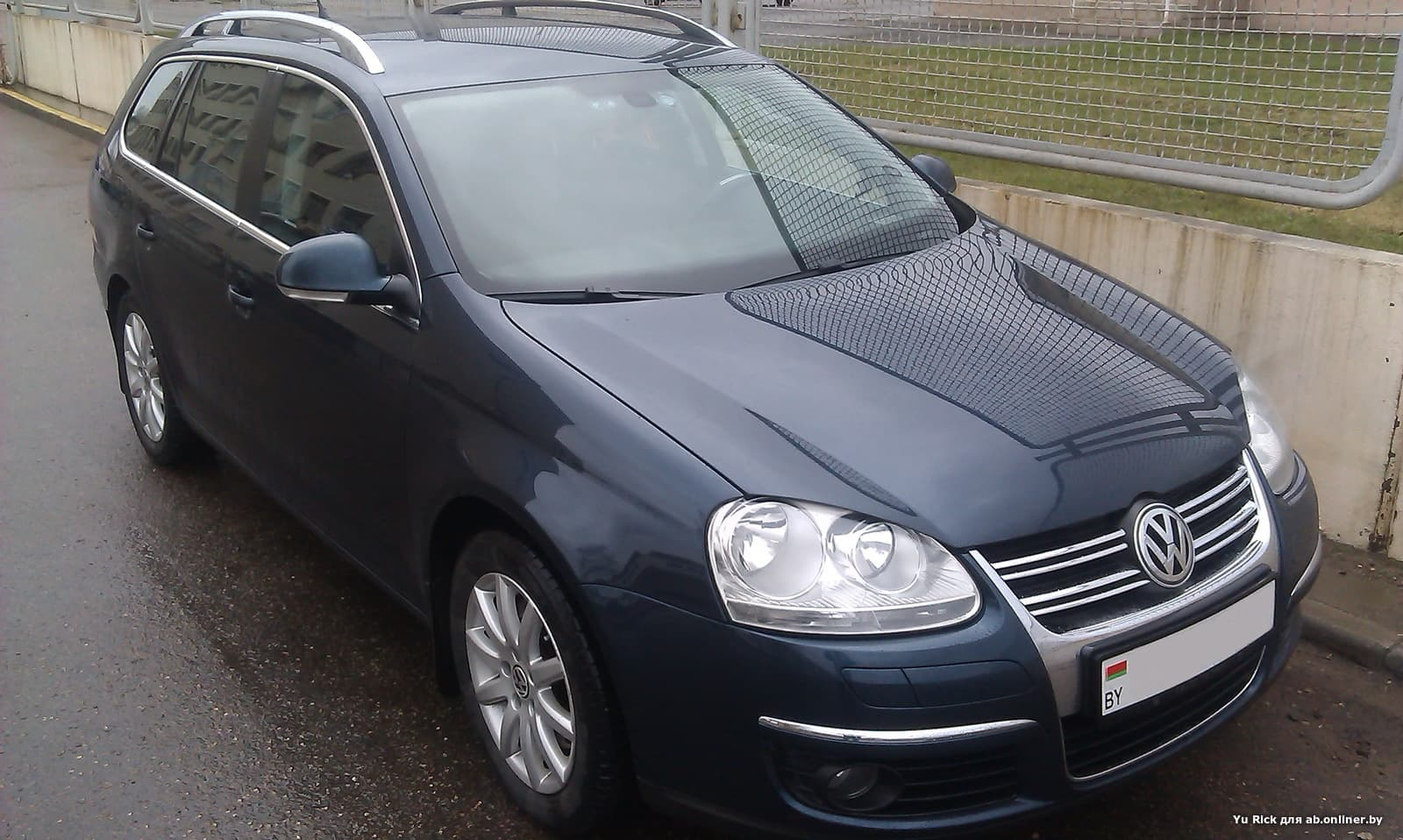 Volkswagen Golf V Variant Highline